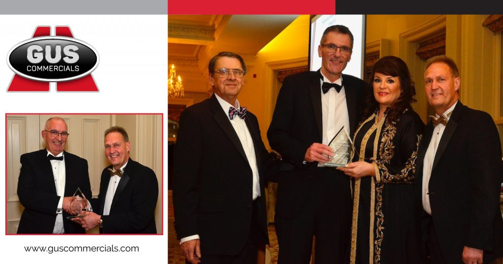 Wiiners of Federation of Passenger Transport NI Awards 2020 Sponsored by Gus Commercials