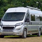 Dormobile Boxer Camper Van
