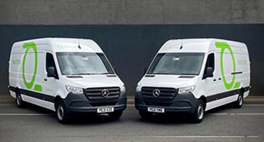 Traction Finance vans